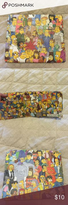 Simpsons Mighty Wallet Lootcrate Exclusive Simpsons Mighty Wallet Lootcrate Exclusive. Mighty Wallet Bags Wallets