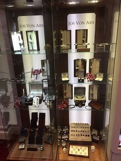 Still stuck for a present for the man in your life? We've an entire cabinet of inspiration for you to pick from - for any budget and any type of chap! Pop in to our Horsham shop and we can help you pick that perfect gift. #diamond #jewellery
