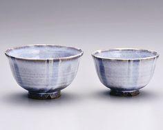 Ceramic Tableware, Japanese Ceramics, Rice Bowls, Bowl Set, Pottery, Pairs, Traditional, Simple, Ceramica