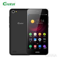 "Gretel A7 4,7"" IPS HD, 1/16Gb Android 6.0+пленка+чехол, Харків - дошка оголошень OBYAVA.ua"