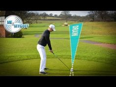 HOW TO HIT THE PERFECT DRAW IN GOLF - YouTube