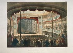 Theatre in the 19th century - The British Library