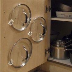 Kitchen organization diy apartments lid storage 57 Ideas for 2019