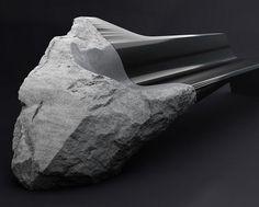 Sofa Onyx par le Peugeot Design Lab