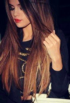 Love her hair<3 #selenagomez