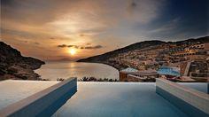 #travel #hotel #Greece  Hotel Daios Cove