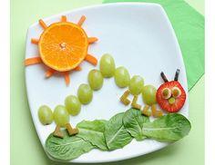 fruit caterpiller