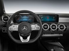 Mercedes unveils new MBUX infotainment at CES 2018