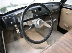Datsun 1000 Sedan interior - Google Search