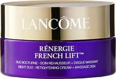 Lancôme - Lancôme Rénergie French Lift Night Cream yövoide 50 ml