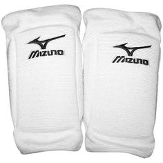 Mizuno T10 Volleyball Kneepad, Black, One Size by Mizuno. $14.98. Amazon.com                Keep your knees safe during your next game of volleyball with these comfortable protective kneepads from Mizuno. The one size fits all pair features a slim profile with five separate contoured padded sections for maximum protections and freedom of movement. A nine-inch sleeve is made of moisture-wicking polyester, cotton, and spandex blended material.  About Mizuno Mizuno, founded in 1...