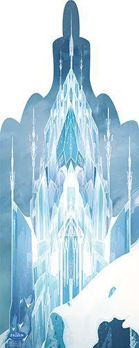 Frozen Ice Castle Frozen Lifesize Cardboard Cutout Cardboard Castle Cutout Frozen Ice Lifesize Cardbo Frozen Castle Ice Castle Frozen Frozen Christmas