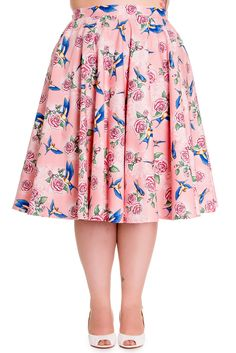 Vintage Inspired Pinup Girl Skirts | Doll Me Up Pinup Girl Clothing, Rockabilly, Vintage Repro Inspired 50s Style Clothing
