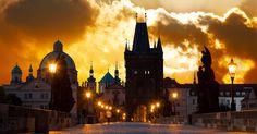 5 hotéis legais perto da Ponte Carlos em Praga | República Checa #Praga #República_Checa #europa #viagem