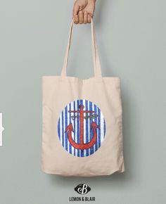 Bon voyage eco friendly cotton tote bag. Bright colors. Designed by Lemon and Blair Cotton Tote Bags, Reusable Tote Bags, Bright Colors, Eco Friendly, Lemon, Bon Voyage, Bright Colours, Vivid Colors, Vibrant Colors