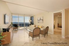 Experience The Luxury Of Oceanfront Living By Residing In Trump Palace, Miami