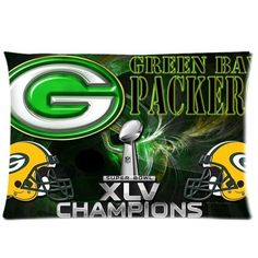 Green Bay Packers Pillowcases