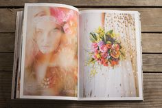 Stunning colours   Birds of Paradise – Hitched Magazine Editorial featuring Teeki headpieces. Styling by Amy Oram. Lara Hotz Photography at Moby Dick's Whale Beach, VH Hair, MUA Dream Reflection, Flowers by Clementine Posy, Modelled by Brooke Hade