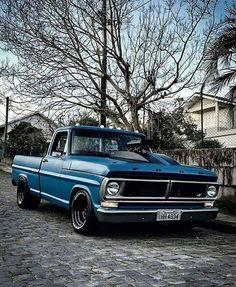 Vintage Pickup Trucks, Classic Ford Trucks, Old Ford Trucks, Chevy Pickup Trucks, Jeep Truck, Chevy Pickups, Ford Lightning, Amc Shows, Cj Jeep