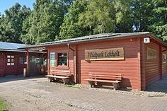 Wildpark Eekholt Shed, Outdoor Structures, Outdoor Decor, Home Decor, Red Deer, Types Of Animals, Road Trip Destinations, Decoration Home, Room Decor