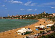 Qingdao Top Attractions-Qingdao No. Qingdao, Attraction, Bathing, China, Beach, Top, Travel, Bath, Viajes