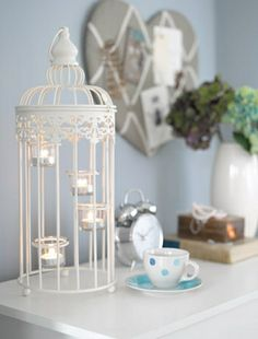 Romantic vintage bedroom accessories (Argos) #PinItForwardUK