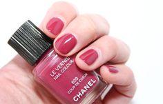 Chanel Le Vernis Coup de Coeur 609