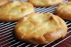 Cloud bread baked