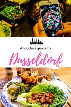 Dusseldorf boasts a diverse selection of restaurants, markets, coffee shops and cookery classes. Read this Foodies guide to Dusseldorf to learn more! Europe Travel Tips, Travel Destinations, Travelling Europe, Travel Packing, Usa Travel, European Travel, Solo Travel, Budget Travel, Travel Guide