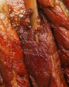 1-2-3-4-5-6 Chinese Sticky Fall Off The Bone Ribs