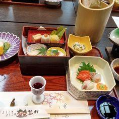 #kaiseki #japanesefood #hidatakayama by ye.shiwei