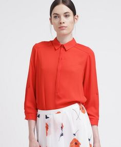 Dorothy Perkins Bluzka red