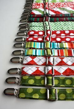 Little+Guy+Holiday+CHRISTMAS+Suspenders++Colorful+by+petitepeanut,+$18.45