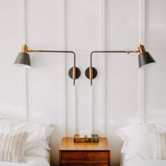 Rejuvenation's lighting collection includes chandeliers, pendants, wall lights & more. Find handcrafted lighting for every space in your home. Bedside Wall Lights, Bedside Lighting, Bedroom Lighting, Interior Lighting, Wall Sconces, Bedroom Decor, Bedroom Wall Lights, Bed Lamps, Bedside Lamp