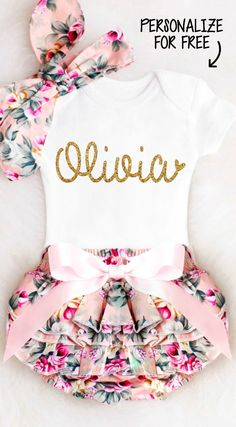 684 best baby clothes images on pinterest babies clothes kid baby girl gift baby shower gift girl personalized baby girl outfit personalized floral bloomers baby bloomers baby girl clothes boho negle Gallery