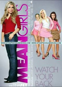 """Real Housewives of Orange County """"Mean Girls""""... and Terry Dubrow!"""