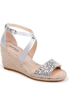 297c7bddd3 27 Best Bridesmaid shoes images   Bridesmaid shoes, Wedges, Sandals