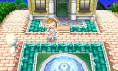 Some amazing qr code for animal crossing here can't wait to use some of them in my world.