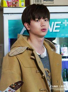 [pic 04122017] BTOB - Healing Reality Show 'BTOB Conti-New' Btob Sungjae, Im Hyunsik, Lee Changsub, Lee Minhyuk, Sung Jae, Yongin, Cube Entertainment, Korean Actors, Kdrama