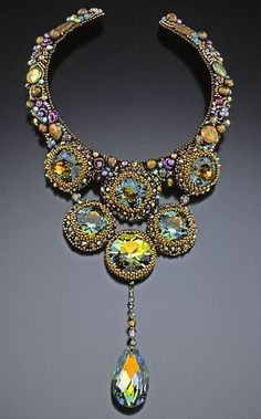 Sherry Serafini jewels.     Breathtakingly beautiful....