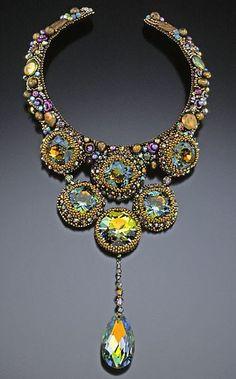 Sherry Serafini jewels.     Breathtakingly beautiful....