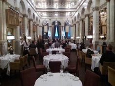 If in London a great location for a nice meal and/or drinks.  I was there last in 2013.