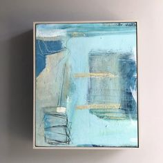 """Learn more information on """"abstract art paintings techniques"""". Have a look at our internet site. Minimalist Painting, Minimalist Art, Palette Art, Abstract Canvas, Abstract Art Blue, Cardboard Art, Guache, Expressive Art, Contemporary Abstract Art"""