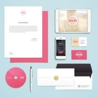 Download free high quality Branding stationary mockup psd - Psd Files. No waiting time required! Fast download.
