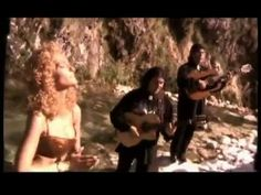 "Salma Yā Salāma سالمة يا سلامة (Olé Y Ola) by Israeli-French Group Alabina, featuring Gypsy Kings, 1996; original song is by Egyptian Sayed Darwish for 1919 play ""Qulu lu""....lyrics by Badi' Khairi.......In the big world, & its many countries…I turned around, turned around…& when my first love called me, I left everything and came back…and I throw myself in his lap & sang: Salma ya Salama…We went away and got back safely, the love is still pure, & d weather is still warm, & d moon is still…"