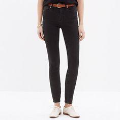 Women's Skinny Skinny High Riser Ankle Jeans : Women's Denim | Madewell.com