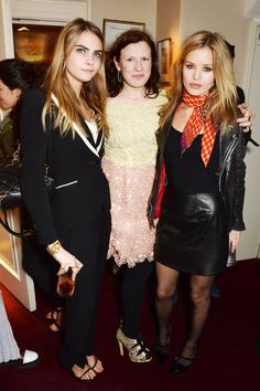 From the Balmain after-party to the Eddie Borgo dinner, don't miss a moment with out party photos. Click for more.