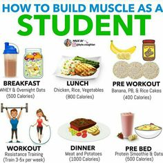 College means some of the best years of your life for acing your gains. Take a cue from the Golden Age of bodybuilding and start building some muscle!