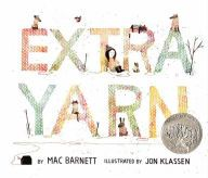 Extra Yarn is the story of how a young girl and her box of magical yarn transform a community.