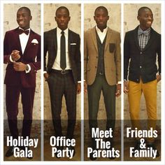 Gotstyles Guide To Dressing For The Holidays